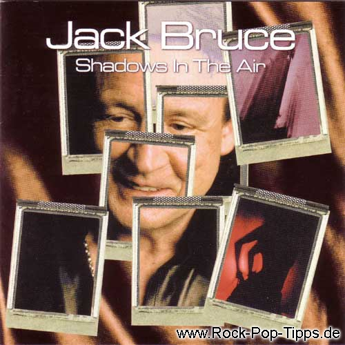 Jack Bruce: Shadows in the Air