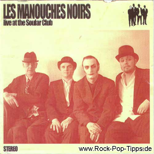 Les Manouches Noirs: Live at the Soular Club