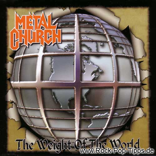 METAL CHURCH: Weight of the World