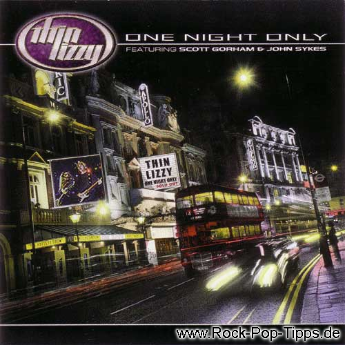 THIN LIZZY: One Night only